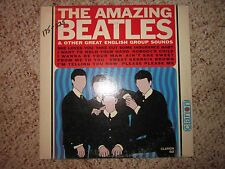 The Amazing Beatles & Other Great English Group Sounds(1965)LP Clarion 601 Mono