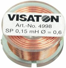 VISATON SP COIL 0,15 MH/0.6 mm