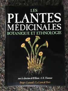 THOMSON Les Plantes Médicinales, Botanique et Ethnologie superbe 👍