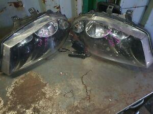 2008 Seat Ibiza 6l Pair Headlights Hid Kit