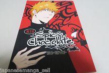 BLEACH yaoi doujinshi ShiroIchigo X Ichigo Gyoukoh etc (A5 242p) Spicy Chocolate