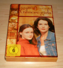 DVD Serie - Gilmore Girls - Die komplette erste Staffel - Season 1