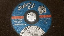 "ABRACS SABRE CUT STAINLESS STEEL (INOX) CHOPSAW DISC 350 x 2.8 x25 (14"") x 25"
