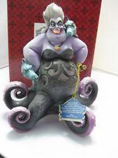 Disney Traditions Ursula Deep Sea Diva Jim Shore Figurine Little Mermaid In Box