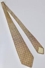 True Vintage 1940's-50's Cardinal Neckwear New York City Tie Necktie Made In USA