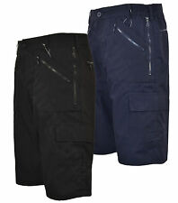 Unbranded Cotton Big & Tall Flat Front Shorts for Men