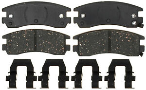 Rr Ceramic Brake Pads  ACDelco Professional  17D714CH