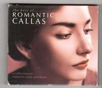 (HZ847) The Best of Romantic Callas, 15 tracks various artists - 2001 CD