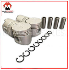 PISTON & RING SET MITSUBISHI 4M40-T FOR PAJERO SHOGUN & MONTERO 2.8 LTR 1992-00