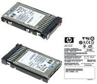 HP DG0300BAHZQ 300GB SAS 10000RPM 2.5'' 493083-001 492619-002