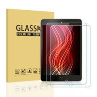 2 Pack Premium Genuine Tempered Glass Screen Protector For Apple iPad Mini 4,5