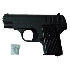 Rayline Spielzeugpistole G11 Metall, Inklusive Magazin und Munition, schwarz