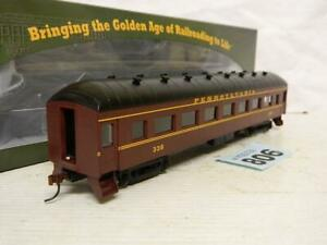 Athearn Roundhouse HO Pennsylvania Railroad Arch Roof Coach 86607