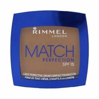 Rimmel Match Perfection Cream Compact Foundation (402 Bronze)