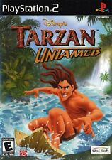 Disney's Tarzan: Untamed - Playstation 2 Game Complete