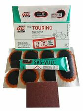 REMA TIP TOP TYRE INNER TUBE PUNCTURE REPAIR KIT TT02 BICYCLE MOUNTAIN BIKE NEW