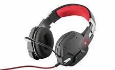 Auriculares diadema con microfono Trust Gaming Gxt 322