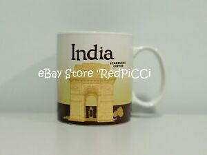 Starbucks INDIA City Mug - 16 oz