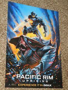 Pacific Rim Uprising IMAX 13x19 Promo Movie POSTER