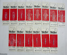 14 Weller Soldering Replacement Tips EP101/102/103/104/105/106/107 fits EC3000