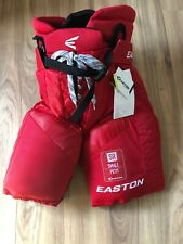 Easton Pro10 Ice Hockey Pants Senior Small - Red - Brand New