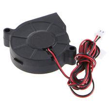 12V DC 40mm Blow Radial Cooling Fan end Extruder For RepRap 3D Printer Pop