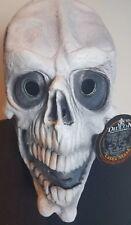 Skull Skeleton Latex Mask Dillon Creepy Fetish Costume Horror Halloween Dress Up