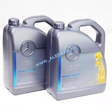 10L Orig Mercedes Synthetic Motoröl Ölservice 5W40 MB 229.5 A00098983701 10Liter