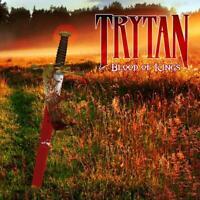 TRYTAN - BLOOD OF KINGS + Trading Card (*NEW-CD) Neal Morse Band + Barren Cross