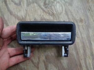 Volvo 240 Series Left Door Handle chrome left front or left rear