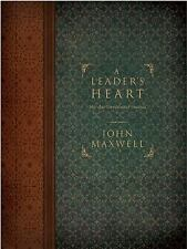 ALeader's Heart 365-Day Devotional Journal by Maxwell, John C ( Author ) ON Sep-