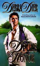 Devil's Honor, Debra Dier, 0843943629, Book, Good