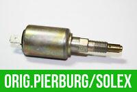 Leerlaufdüse 12V Abschaltventil Solex Pierburg - PICT PCI PDSI PDSIT Vergaser