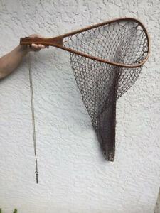 VIntage  Jim Haney Fishing Net
