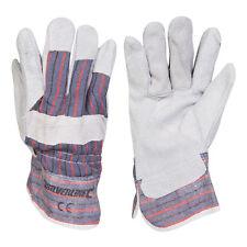 Silverline CB01 Rigger Gloves Large