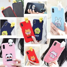 Smile Friends2 Soft Jelly Case for Samsung Galaxy Note20 Note10 Note9 Note 8 5