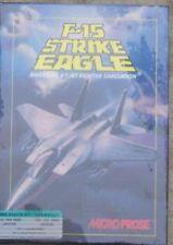 F-15 Strike Eagle Atari/C64/Microprose 800/XL/XE Disk New