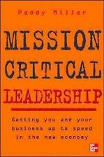 Mission Critical Leadership-ExLibrary