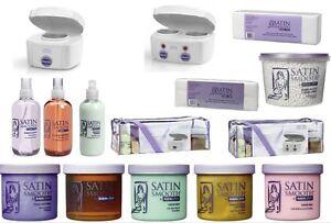 Satin Smooth Wax Heater Waxes Lotions & Bikini Waxing Accessories