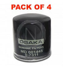 OSAKA Oil Filter Z56B -FOR Ford Courier TELSTAR Mitsubishi Magna - BOX OF 4