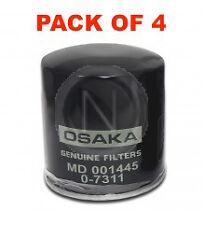 OSAKA Oil Filter Z56B -FOR Ford Courier TELSTAR Mitsubishi Magna - BOX OF 4