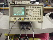 Hp 8921a Rf Communications Cell Site Test Set 300khz To 1 Ghz With Tracking Gen
