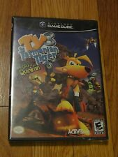 Ty the Tasmanian Tiger 3 Night of the Quinkan Nintendo GameCube New Complete CIB