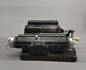 8770011 Rechenmaschine Thales Patent Modell CE um 1930