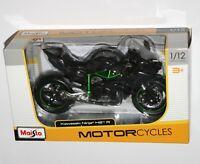Maisto - KAWASAKI NINJA H2 R - Motorcycle Model Scale 1:12