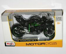 Maisto - KAWASAKI NINJA H2 R - Motorcycle Model Scale 1:12
