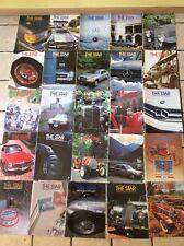 Lot of 31 Star Magazine Mercedes Benz