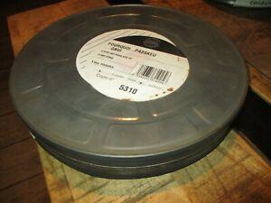 Film sonore  35MM-Coffret tole-Gaumont-Pourquoi...Passkeu-Arouet/Gilles Lelouche