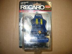 RECARO RACING SEAT CELL PHONE HOLDER *BLUE*