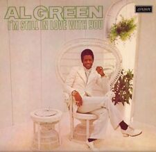 Al Green(Vinyl LP)I'm Still In Love With You-London-SHU 8443-UK-1972--Ex-/VG